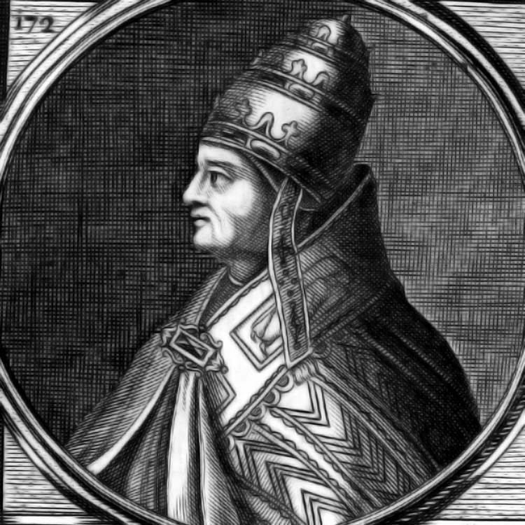 Pope Gregory VIII Today in History 17 December 1187 Death of Pope Gregory VIII AFter