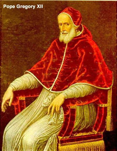 Pope Gregory XII Pope Gregory XII Resigns