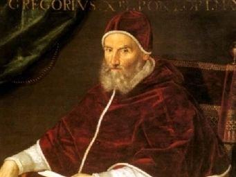 Pope Gregory XIII wwwredshiftlivecombinariesassetimage12426i