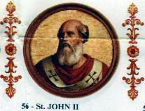Pope John II
