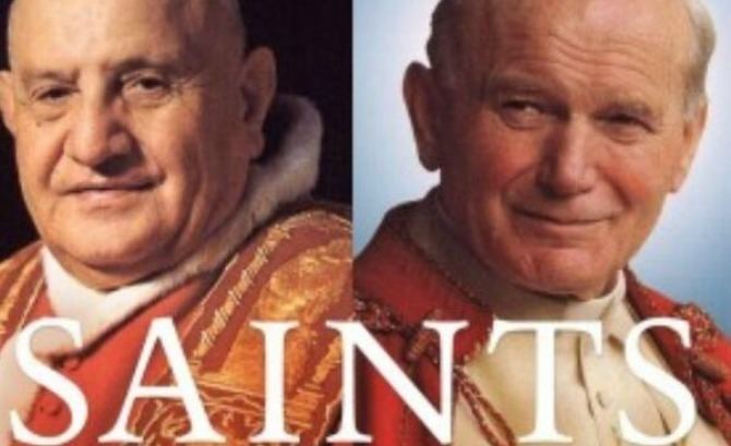Pope John Paul II (miniseries) movie scenes Popes John Paul II John XXIII Canonization Is Historic Day For Catholic Church