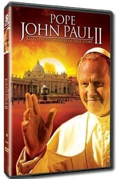 Pope John Paul II (miniseries) movie poster
