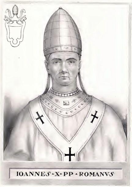 Pope John X httpsuploadwikimediaorgwikipediacommonsdd