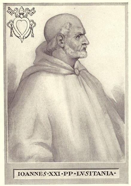 Pope John XXI 21