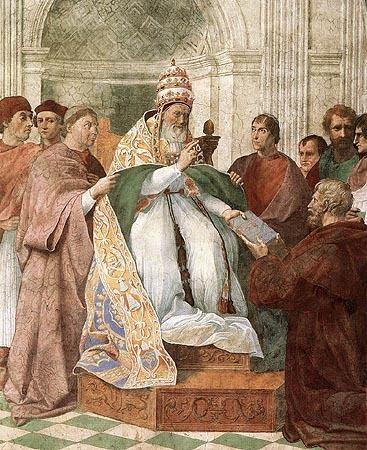 Pope Julius II Justice