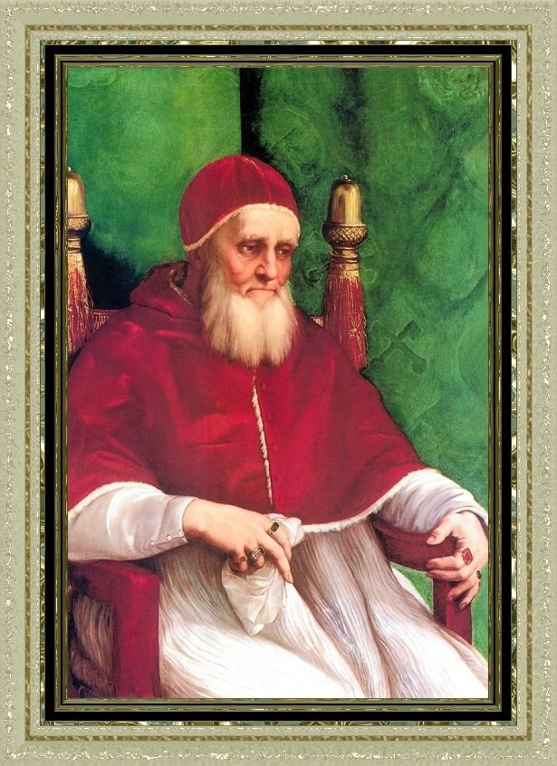 Pope Julius II PAPAL GALLERY