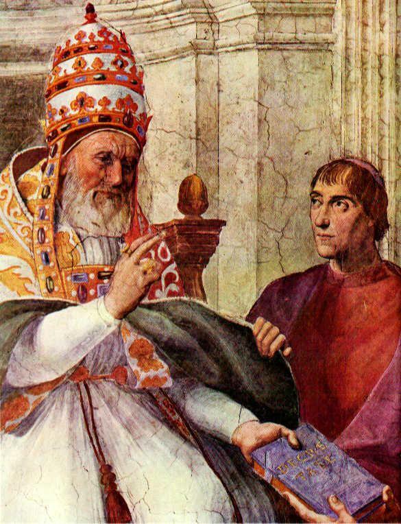 Pope Julius II The Mad Monarchist Papal Profile Pope Julius II