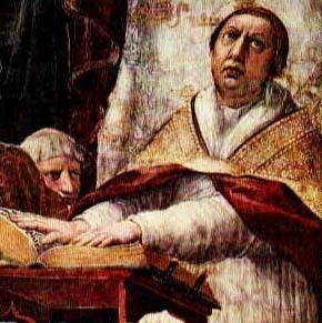 Pope Leo III CatholicSaintsInfo Blog Archive Pope Saint Leo III