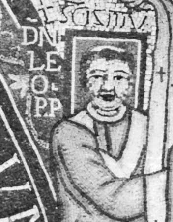 Pope Leo III Saint Leo III pope Britannicacom