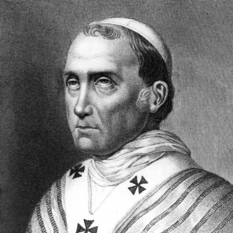 Pope Leo XII Today in History 22 August 1760 Birth of Reactionary