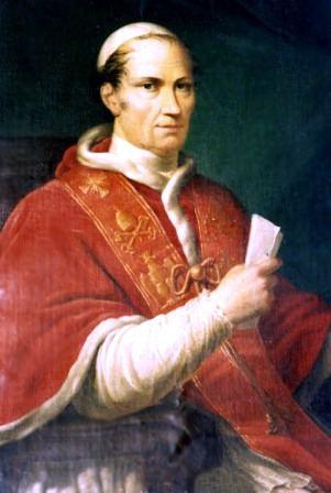 Pope Leo XII uploadwikimediaorgwikipediacommons44cPopeL