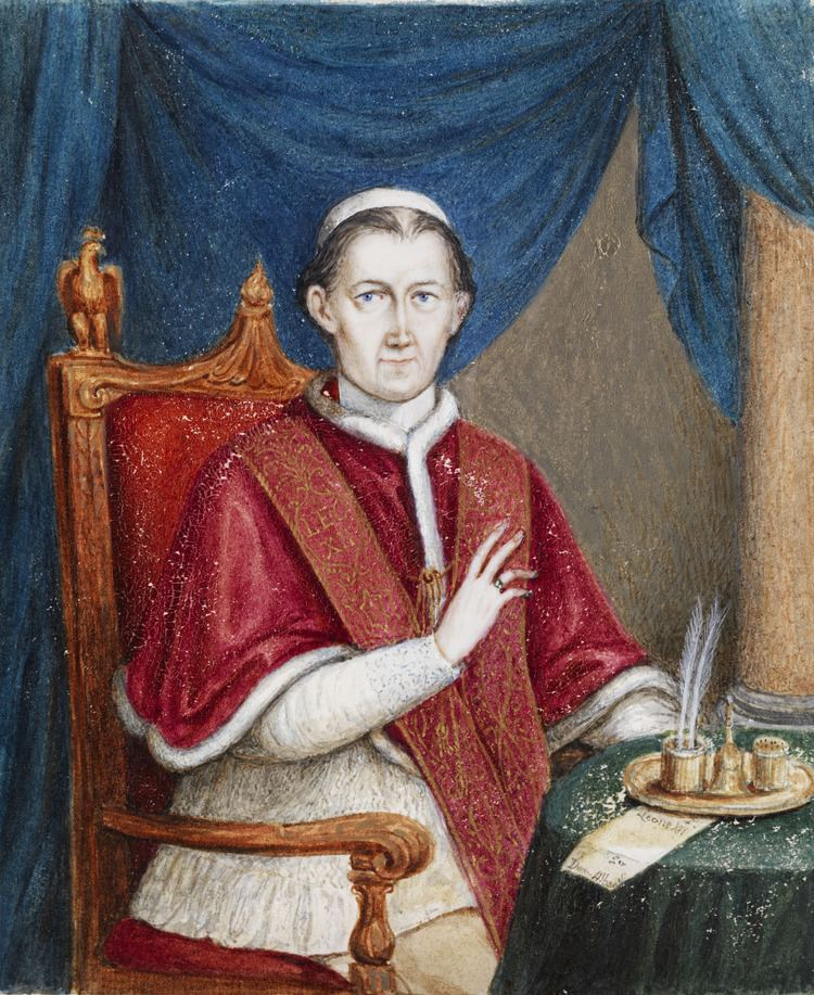 Pope Leo XII Cardinals created by Leo XII Wikipedia the free