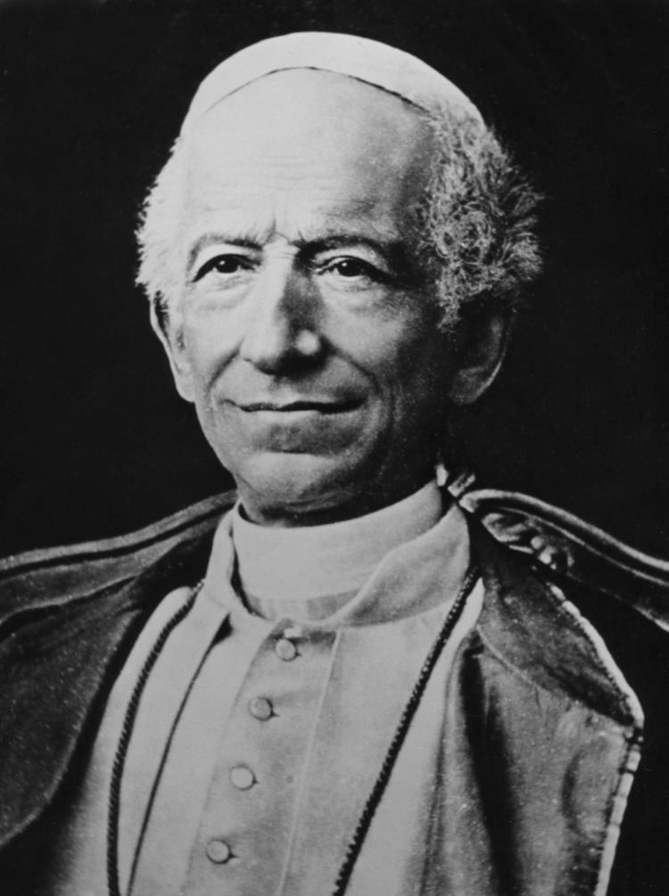 Pope Leo XIII Papal puzzler Leo XIII anonymously published riddles in