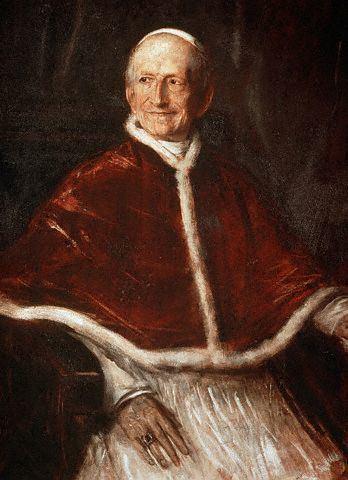 Pope Leo XIII Pope Leo XIII CatholicSaintsInfo