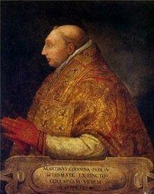 Pope Martin V httpsuploadwikimediaorgwikipediacommonsthu