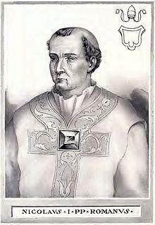 Pope Nicholas I httpsuploadwikimediaorgwikipediacommonsthu