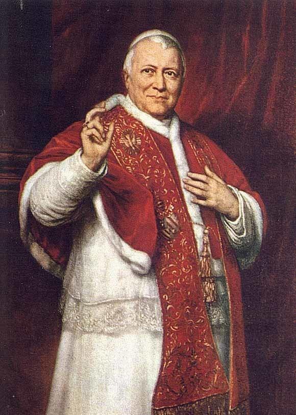 Pope Pius IX and Russia