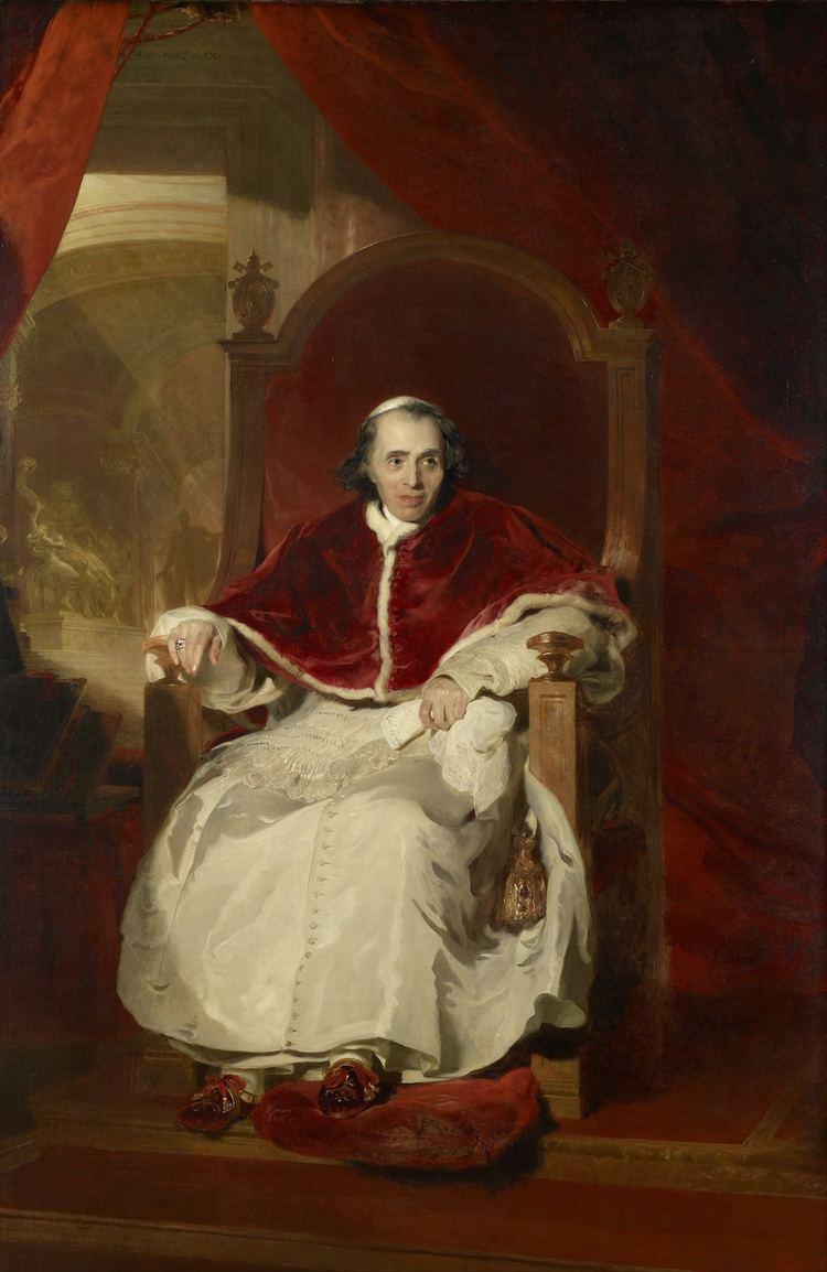 Pope Pius VII Pope Pius VII Wikipedia the free encyclopedia