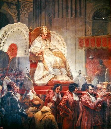 Pope Pius VIII Pope Pius VIII 17611830 in St Peter39 Emile Jean