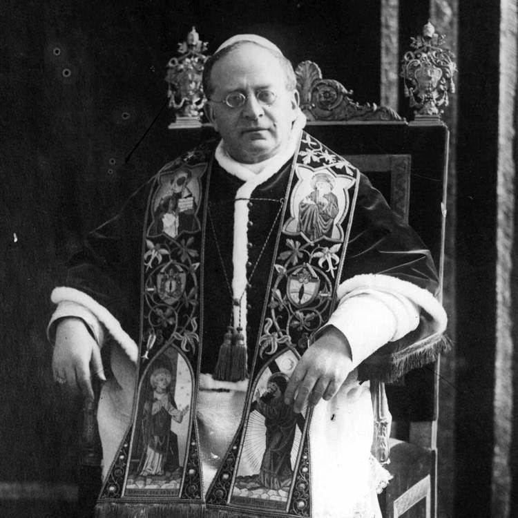 Pope Pius XI Today in History 6 September 1938 Pope Pius XI Anti
