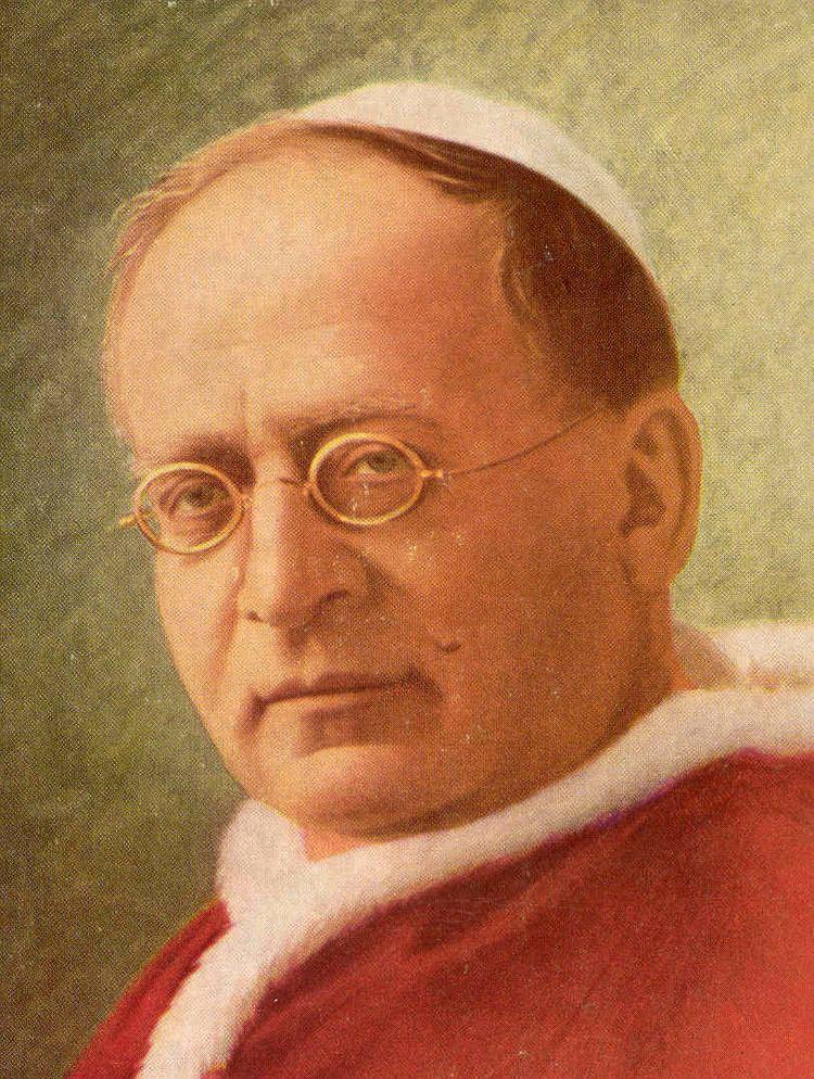 Pope Pius XI Pope Pius XI Mundabor39s Blog