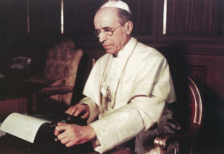 Pope Pius XII POPE PIUS XII DioSCG