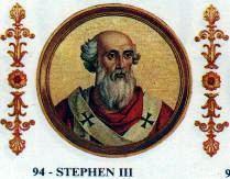 Pope Stephen III