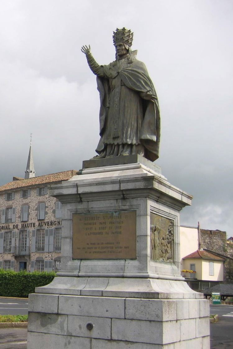 Pope Sylvester II Blog bytheSea About Pope Sylvester II Gerbert of Aurillac