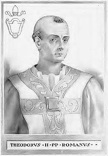 Pope Theodore II httpsuploadwikimediaorgwikipediacommonsthu