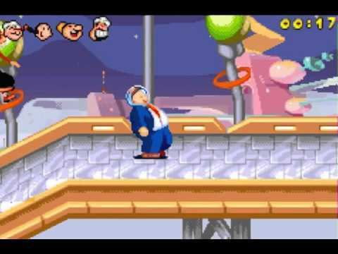 Popeye: Rush for Spinach FGS Popeye Rush For Spinach Part 3 A Perfect Christmas Ending