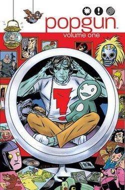 Popgun (comics) httpsuploadwikimediaorgwikipediaenthumbd