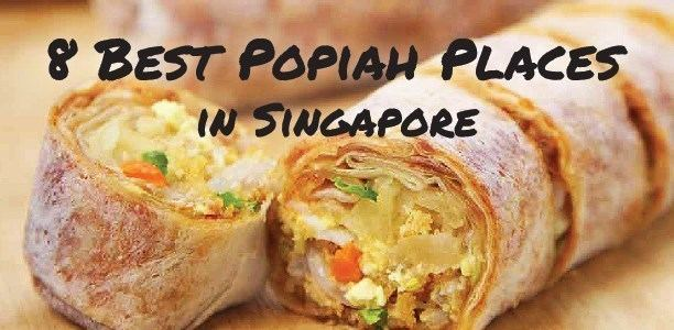 Popiah 8 Best Popiah Places in Singapore OpenRice Singapore