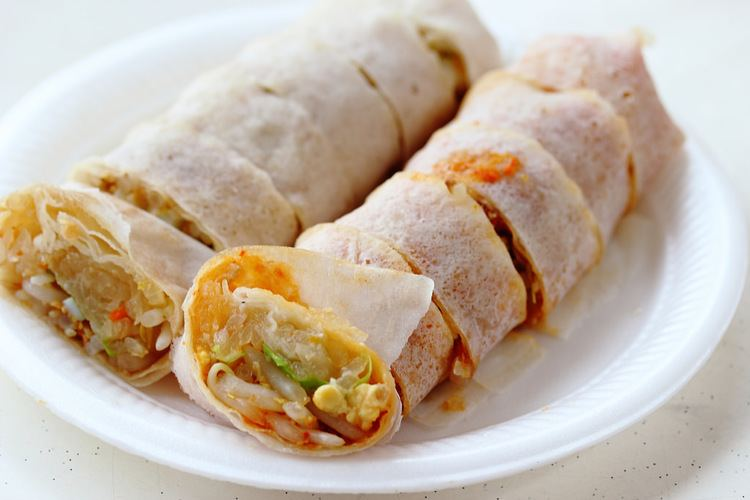 Popiah SG Food on Foot Singapore Food Blog Best Singapore Food