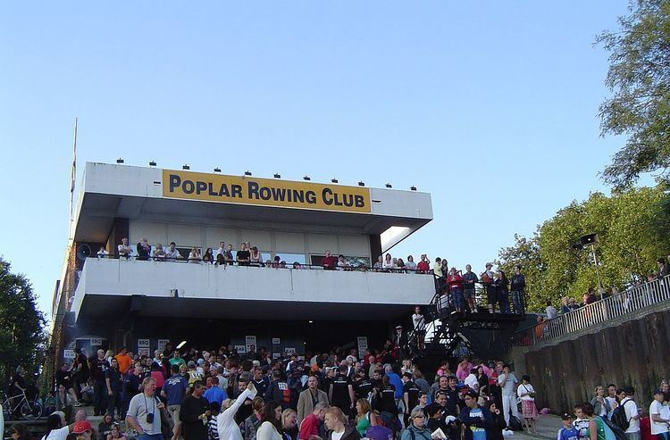 Poplar Blackwall and District Rowing Club
