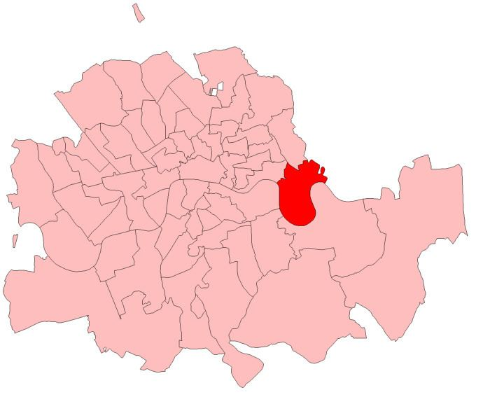 Poplar by-election, 1914