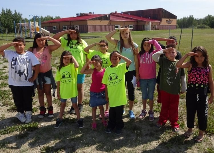 Poplar River First Nation Poplar River First Nation Day Camp 2015 Pathway Camp Ministries