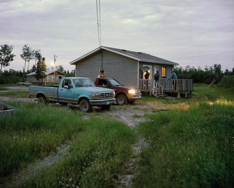 Poplar River First Nation Greg Girard Work Poplar River