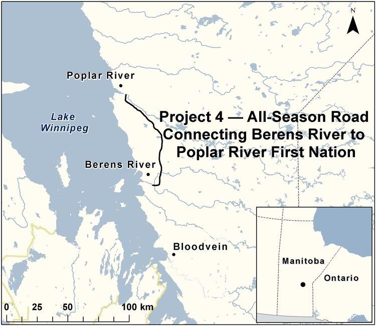 Poplar River First Nation Canadian Environmental Assessment Registry Environmental