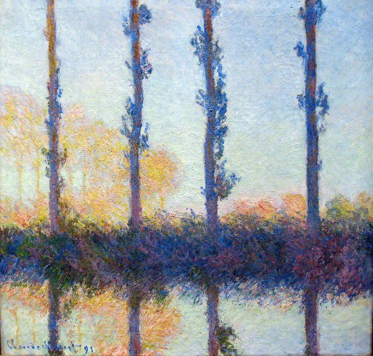 Poplars (Monet series)