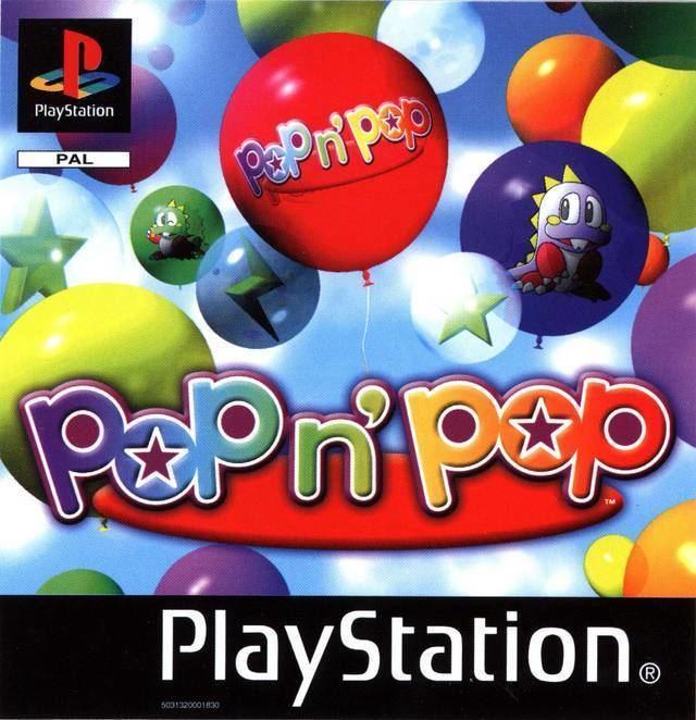 Pop'n Pop Pop 39n39 Pop Box Shot for PlayStation GameFAQs