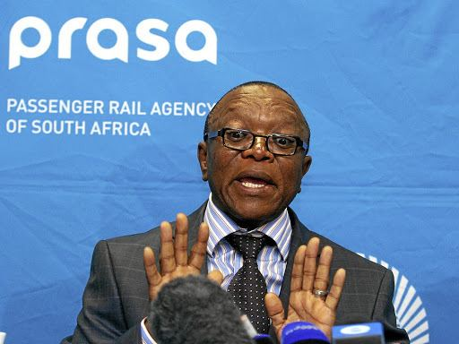 Popo Molefe Hawks must go after people involved in Prasa corruption says Popo