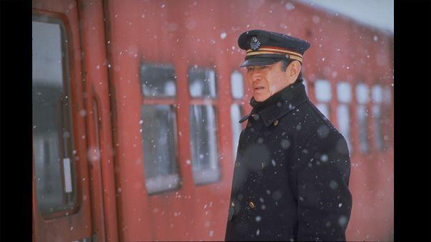 Poppoya 28th Tokyo International Film Festival POPPOYA RAILROAD MAN
