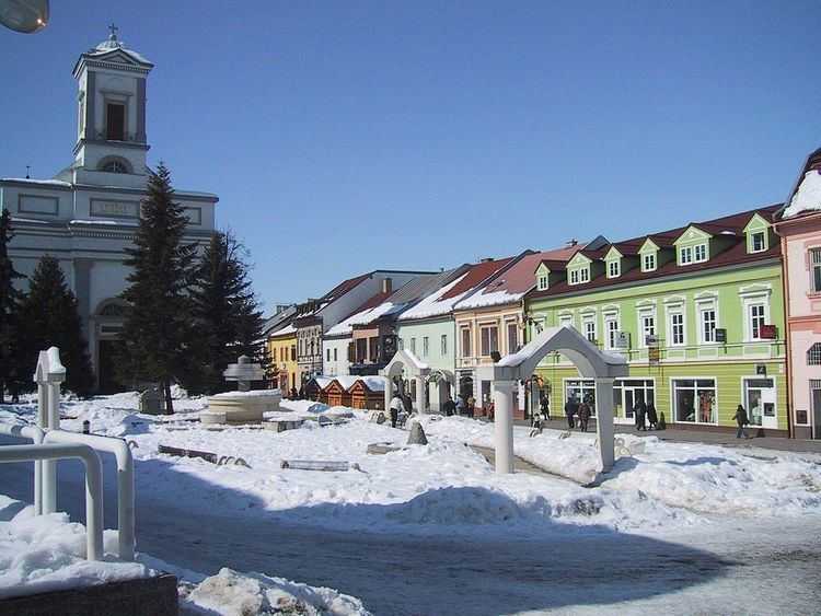 Poprad-Tatry bid for the 2006 Winter Olympics