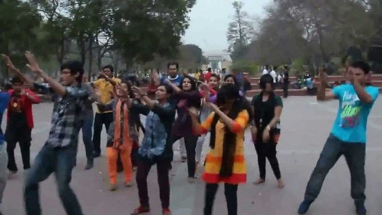 Popular Medical College ICC World Twenty20 Bangladesh 2014 Flash Mob Popular Medical