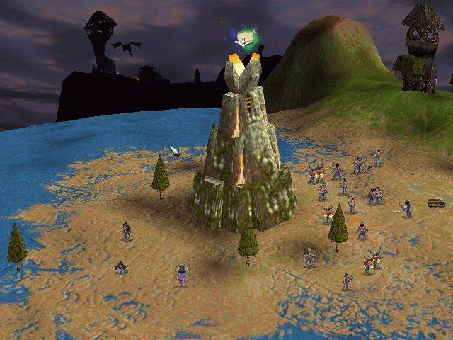 Populous (video game) Know your famous developers Peter Molyneux NAG Online
