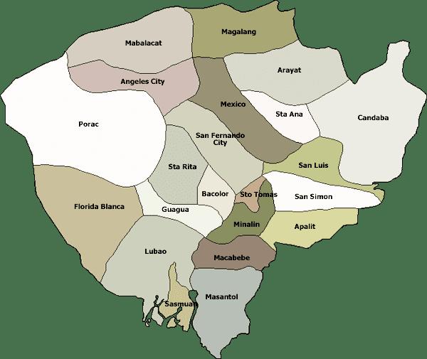 Porac, Pampanga in the past, History of Porac, Pampanga