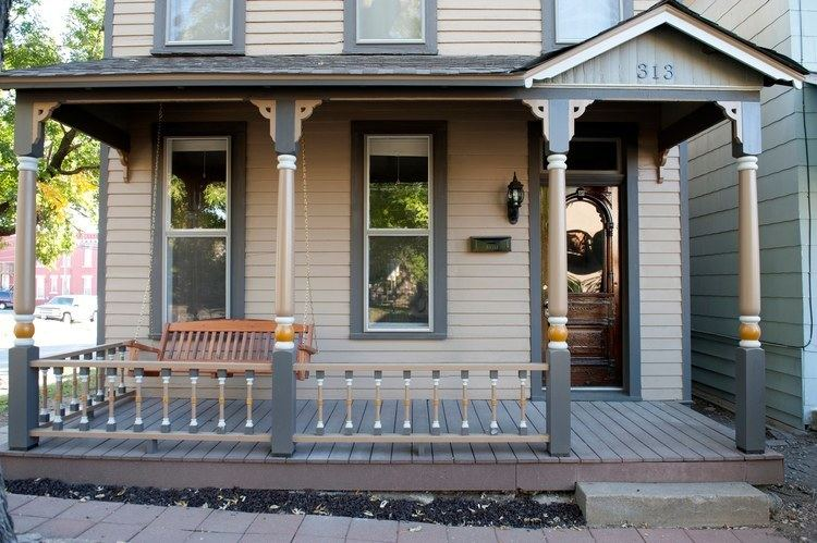 Porch 1000 images about porch on Pinterest Queen anne Rocking chairs