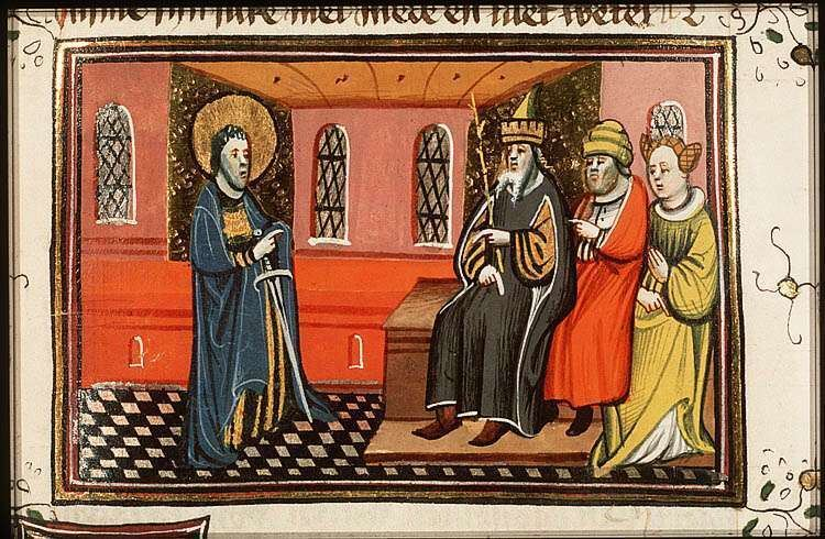 Porcius Festus Paulus og Agrippa