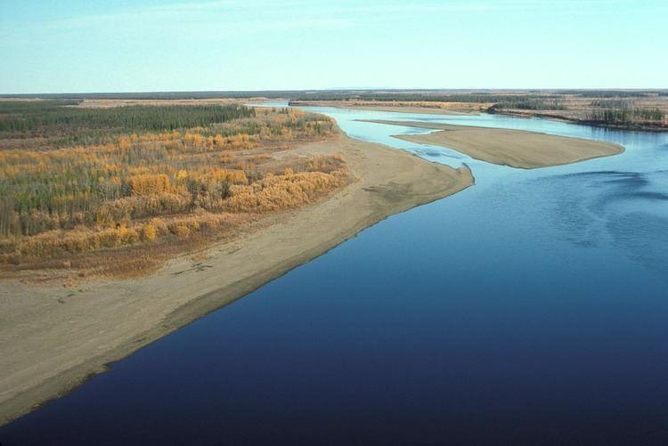 Porcupine River httpsuploadwikimediaorgwikipediacommons77