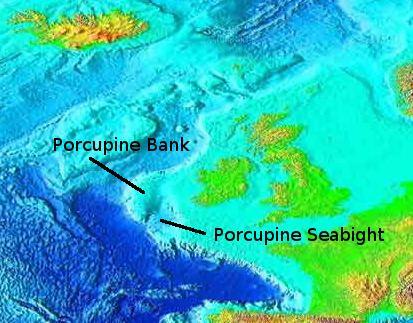 Porcupine Seabight